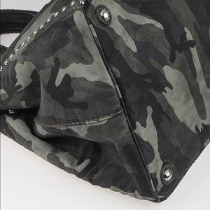 e9b60e2dcccd Prada Bags - Rare Prada Green Camo Tote